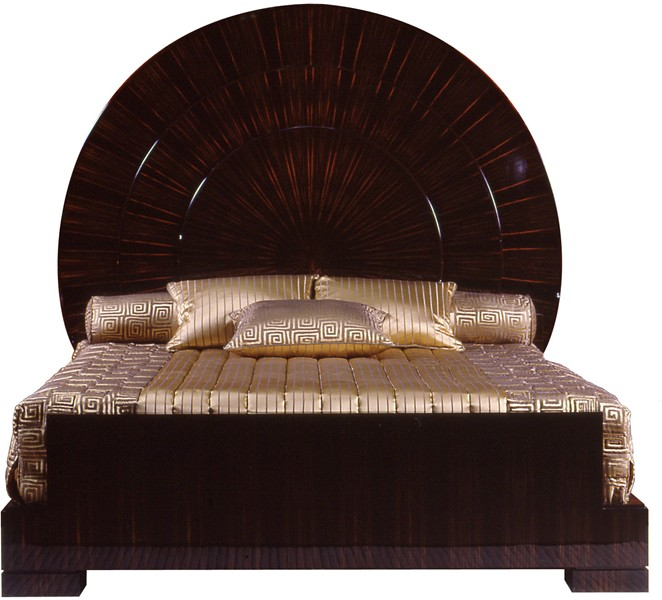 lit 7a n lit soleil avec t te de lit encadrement et. Black Bedroom Furniture Sets. Home Design Ideas