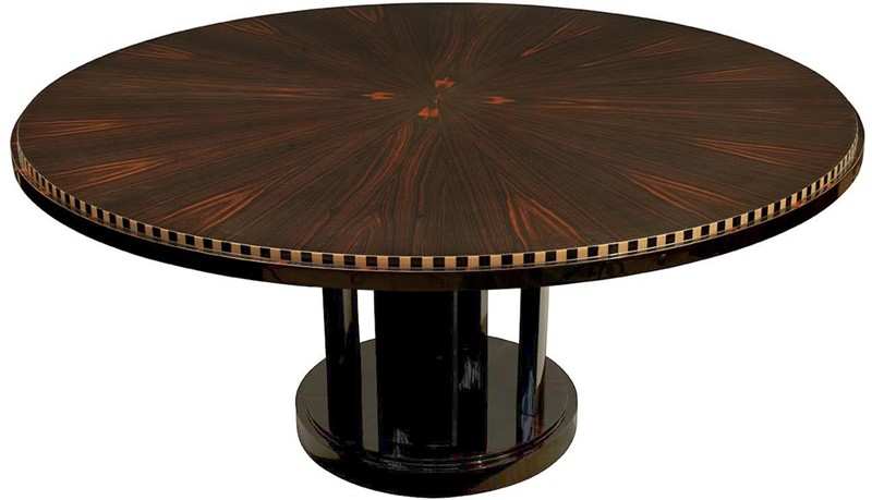 table ronde rallonge 12 personnes table. Black Bedroom Furniture Sets. Home Design Ideas